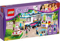 LEGO Friends Heartlake Satellietwagen - 41056