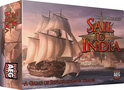 Sail to India d6 - Bordspel