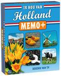 Ik Hou Van Holland, Memo+