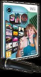 Let's Sing 2015 + 1 Microphone  Wii / Wii U