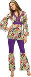 Luxe Blossom Vrouw - Kostuum - Maat M