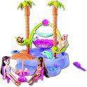 Polly Pocket South Pacific Avontuur Speelset