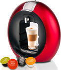 Krups Dolce Gusto Apparaat Circolo Automatic KP5105 - Rood