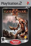 God Of War 2 (platinum)