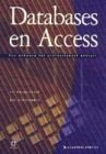 Databases en Access + CD-ROM / druk 1