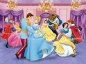 Dansende Prinsessen