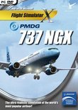 PMDG 737 NGX (FS X Add-On)  (DVD-Rom)