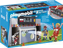 Playmobil Voetbalmuur met Spelers - 4726