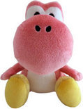 Nintendo Yoshi Roze 16Cm Knuffel