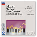 Mozart: The Great Piano Concertos Vol 2 / Brendel, Marriner
