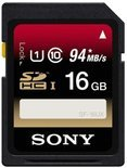 Sony SF16UX2 Expert SD kaart 16 GB