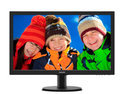 233V5LHAB 23i LED 5ms 16/9 HDMI&VGA Speakers VESA Black