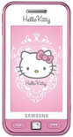 Samsung Star Hello Kitty (S5230) - Wit / Roze