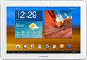 Samsung Galaxy Tab 10.1 (WiFi) - Wit met witte voorkant