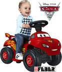 Disney Accu cars quad 6v