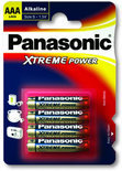 Panasonic AAA Xtreme Power