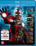 Iron Man 2 (Blu-ray+Dvd combopack)