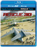 Rescue - Disaster Response (3D+2D Blu-ray) (IMAX)