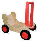 Poppenwagen Combi Rood