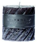 Riverdale Candle Swirl - Donkergrijs - 7.5x7.5 cm