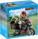 Playmobil Wetenschapper met Motor - 5237