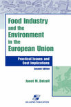 Food Industry and the Environment in the European Union