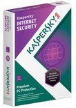 Kaspersky Internet Security 2013 - Benelux / 1 PC / 1 jaar