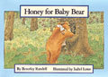 Honey for Baby Bear PM Blue Set 1 Level 9