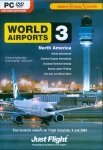 Just Flight pc DVD-ROM World Airports 3 - North America