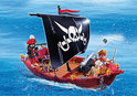 Playmobil Piratenzeilboot