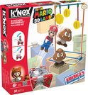 K'NEX Super Mario Enemy Stacked Goombas