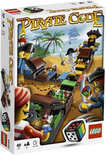 LEGO Spel Pirate Code - 3840