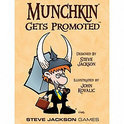 Munchkin Gets Promoted booster pack