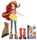 My Little Pony Equestria Girls Fashion Deluxe Sunset Shimmer