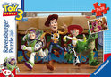 Ravensburger Puzzel: Toy Story 3 2-in-1 Puzzel