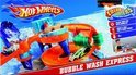 Hot Wheels Color Shifters Bubble Wash Express