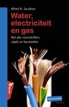 Water, elektriciteit & gas (ebook)