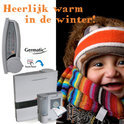 Germatic Luchtreinigers Germatic Zuiveraar en Heater!