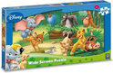 Disney Puzzel Wide Screen Animal