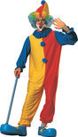 Clown - Carnavalskleding - Maat XL
