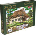 Falcon Swan Cottage  - Legpuzzel