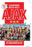 Ajax, Kampioen 2010-2011 + CD