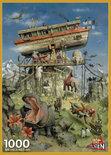 Puzzelman Puzzel - Marius van Dokkum: Ark van Noach