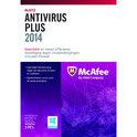 McAfee AntiVirus Plus 2014 - Nederlands / Upgrade / 3 Gebruikers