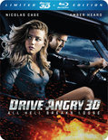 Drive Angry (3D Blu-ray) (Limited Metal Edition)