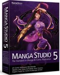 Manga Studio 5 (PC/Mac) - Engels