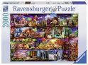 Ravensburger Wereld van de boeken - Puzzel