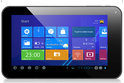 Tablet 7 inch Dual Core WINDOWS 8 interface
