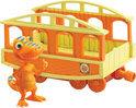 Dinosaurus Trein - Buddy met Trein Wagon