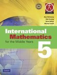 International Maths 5 for the Middle Years